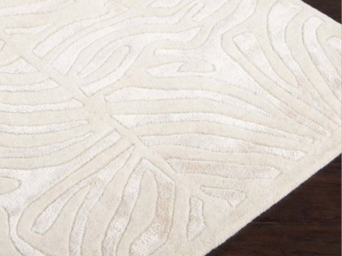 Candice Olson Designer Collection: Modern Classics ~ Labyrinth Ivory Rug