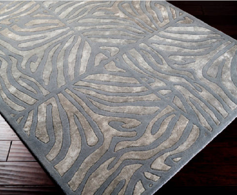 Candice Olson Designer Collection: Modern Classics ~ Labyrinth Gray Rug
