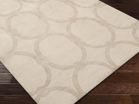 Candice Olson Designer Collection: Modern Classics ~ Infinity Cream Rug