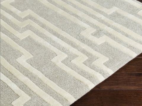 Candice Olson Designer Collection: Modern Classics ~ Morphology Gray Rug