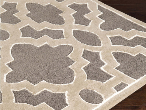 Candice Olson Designer Collection: Modern Classics ~ Lattice Earth Rug