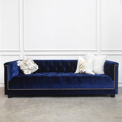 Singapore Chesterfield Sofa