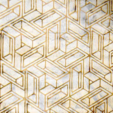 Geometric Luxury Rug