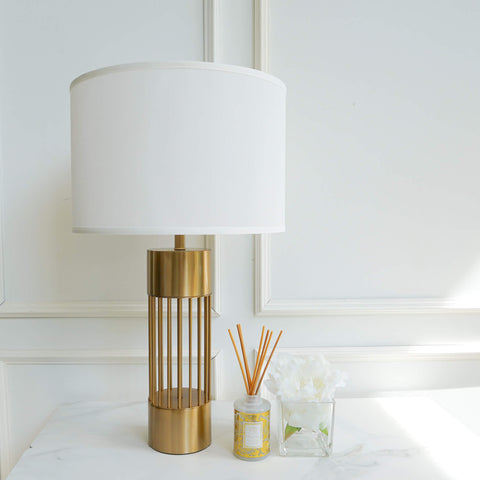 Dior Gold Table Lamp