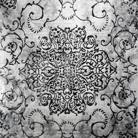 Egemen Monochrome Rug, in 2 sizes, made in Turkey are availabale in Singapore showroom.