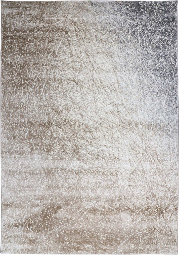 Gaspard Neutral Art Rug, in 4 Sizes