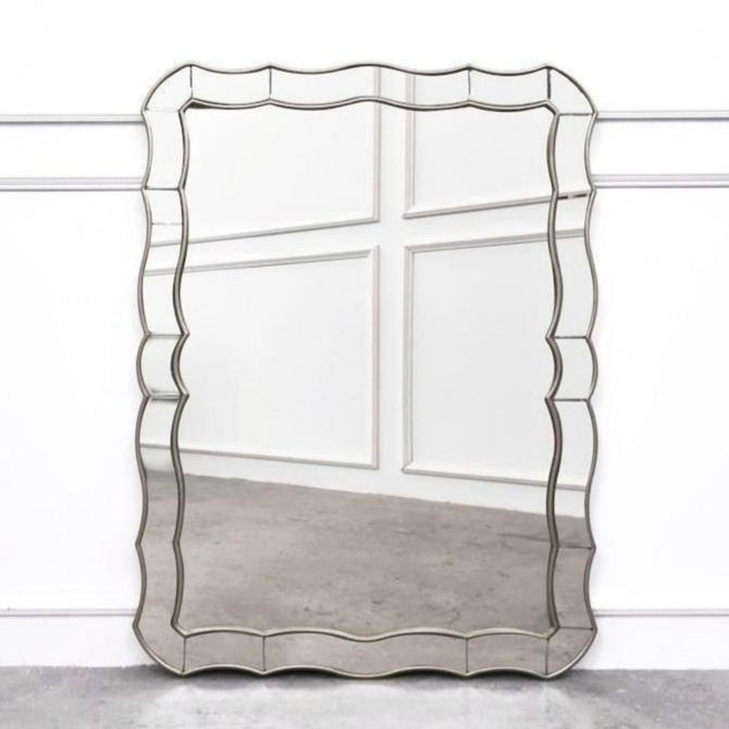 Hedvige Curved Wall Mirror