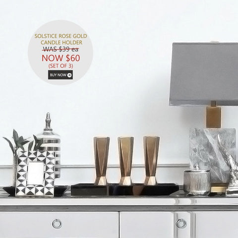 Home Decor and Home Accessoriues on GSS Sale at Finn Avenue Furniture store online and display in its Singapore showroom.