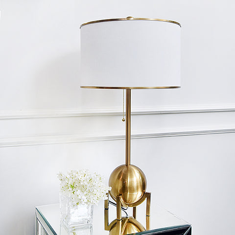 Mater Gold Table Lamp