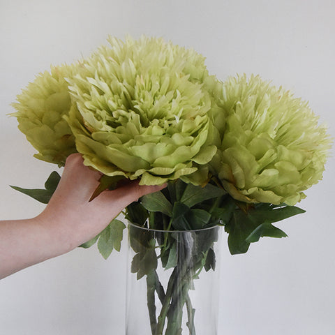 Decorative flower - Peony Lime Flower