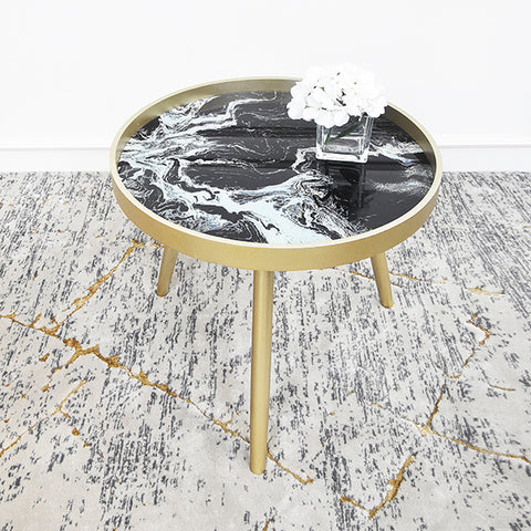 Louvel Side Table