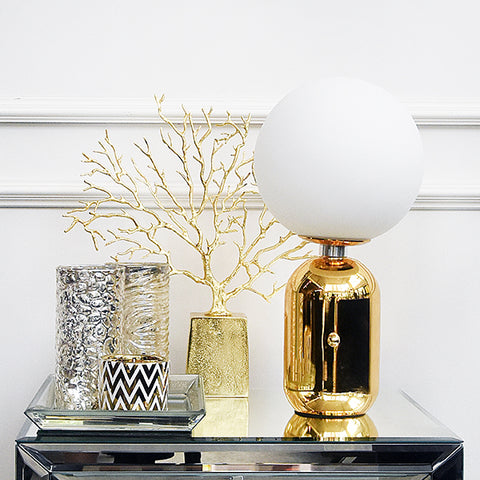 Apollo Luna Gold Table Lamp