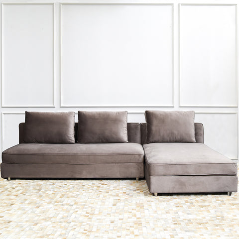 Manhattan Sectional Sofa, L-Shaped