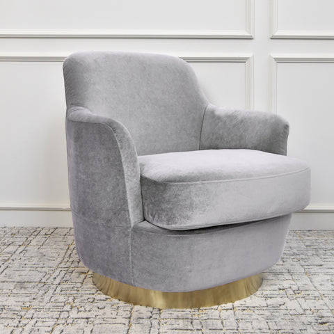 Rever Curved Armchair