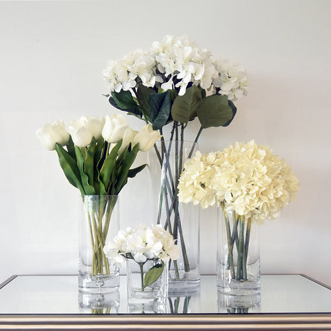 Modern Decorative Glass Vases