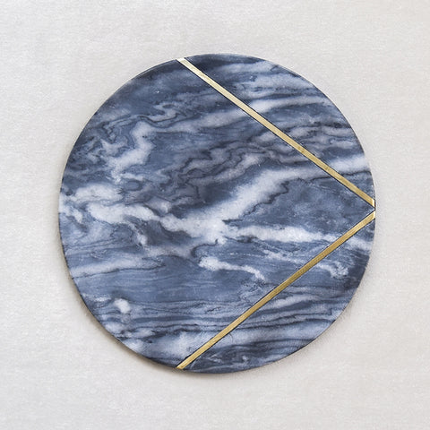 Waldorf Grey Marble Cheese Board Tray