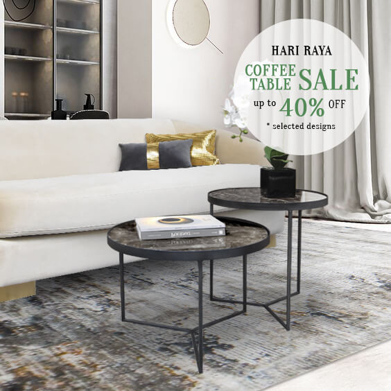 NEW COLLECTION MARBLE COFFEE & END TABLES
