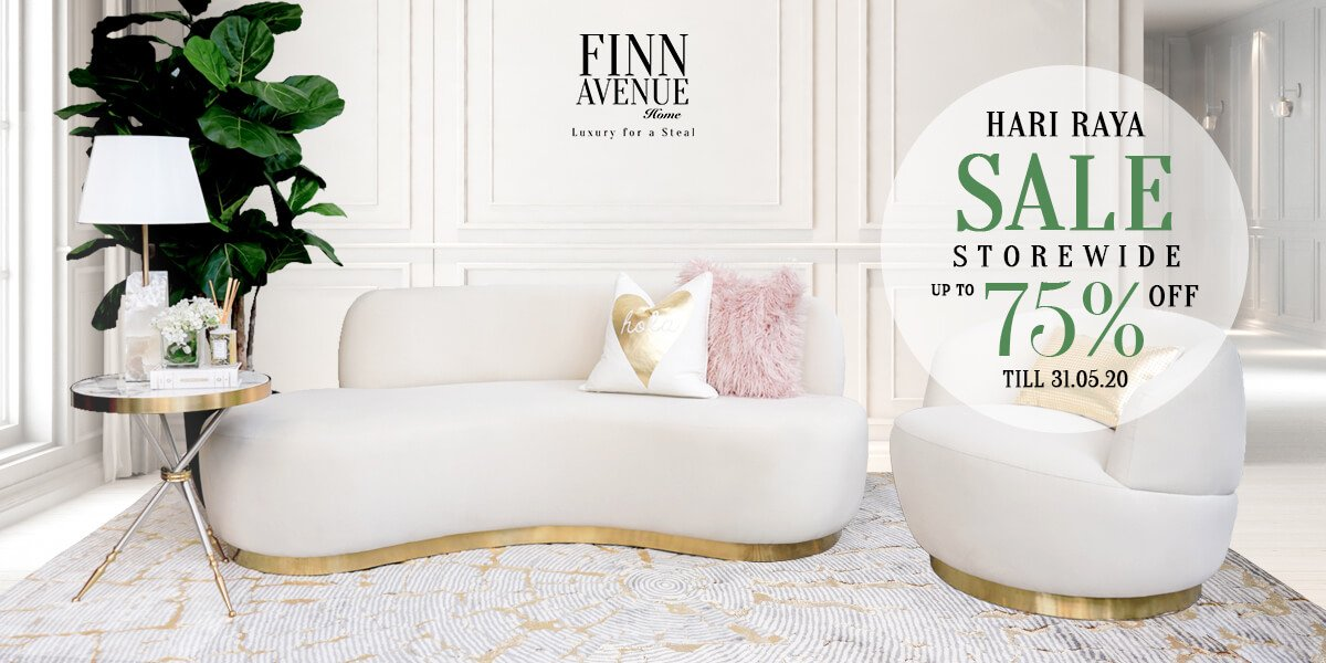 Luxury furniture & furnishing store & online shop in Singapore