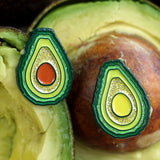 Avocado two pin set - Pin - Easily Amused - 2