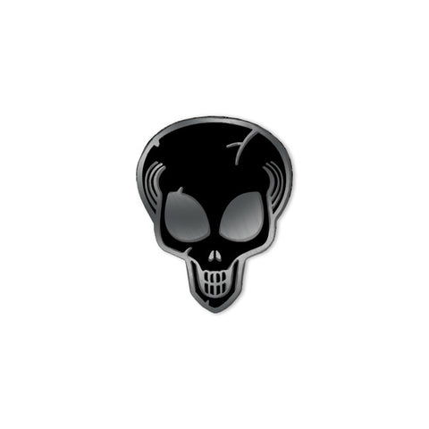 Specimen 47 - Roswell Alien Skull Pin - Pin - Easily Amused - 1
