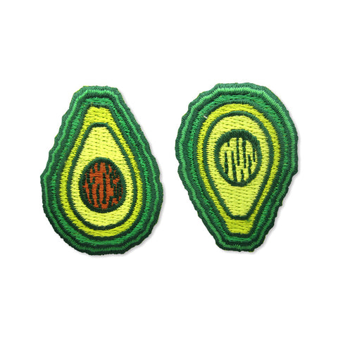 Avocados Patch Set - Patches - Easily Amused - 1