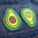 Avocados Patch Set - Patches - Easily Amused - 2