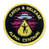 Catch and Release - Alpha Centauri patch - Patches - Easily Amused - 1