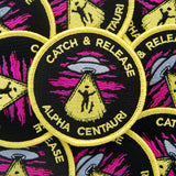 Catch and Release - Alpha Centauri patch - Patches - Easily Amused - 2