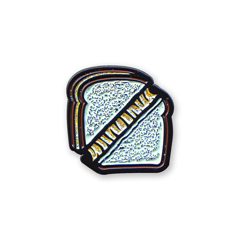 Grilled Cheese Pin - Pin - Easily Amused