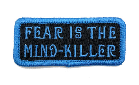 Fear Is The Mind-Killer - Patch