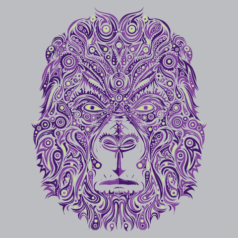 Grape Ape - Prints - Easily Amused