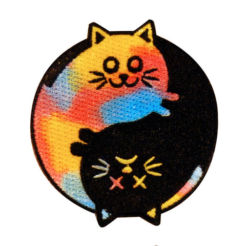 Schrodinger's Yin Yang Patch - Custom Edition - Patches - Easily Amused - 1