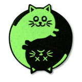 Schrodinger's Yin Yang Patch - Dyed Editions - Patches - Easily Amused - 5