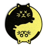 Schrodinger's Yin Yang Patch - Dyed Editions - Patches - Easily Amused - 4