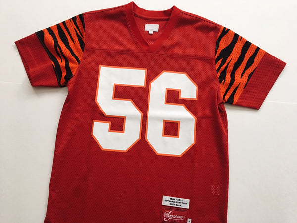 Supreme Bengal Jersey - Red
