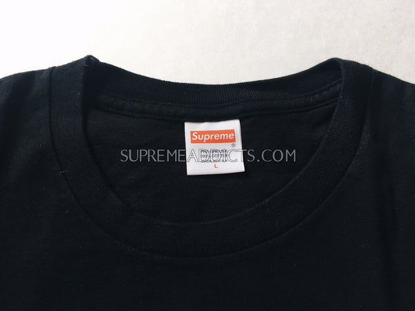 Supreme Joan of Arc Tee - Black