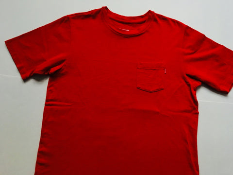Supreme Pocket Tee - Red