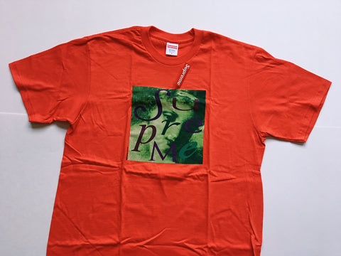 Supreme Venus Tee - Orange