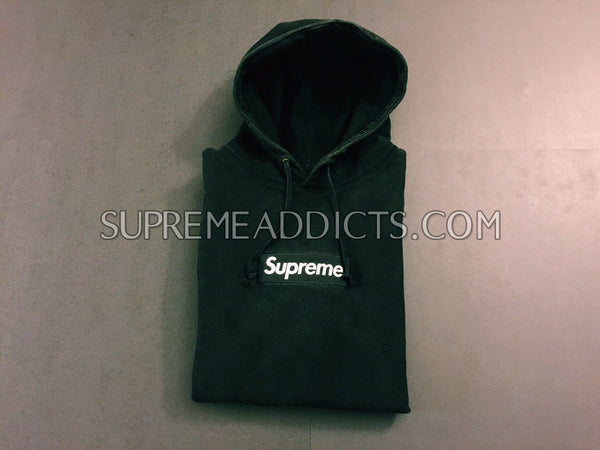 f5c0f7727c14 Supreme Box Logo Hoody - Black – SUPREME ADDICTS