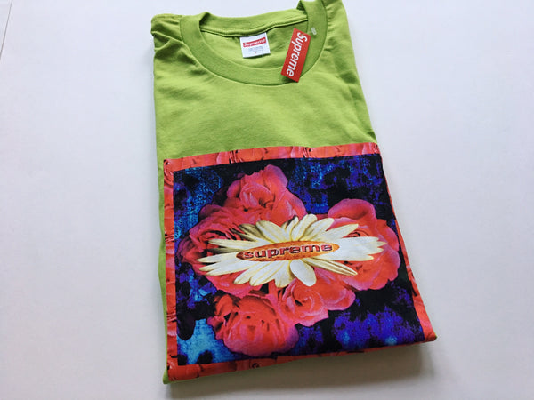 Supreme Bloom L/S Tee - Lime