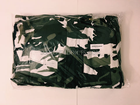 Supreme Slayer M-65 Jacket - Snow Camo