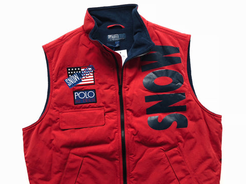 Ralph Lauren Polo 'Snow Beach' Vest