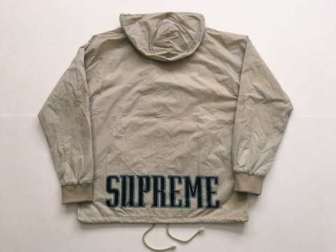 Supreme Suicidal Coach Jacket - Tan