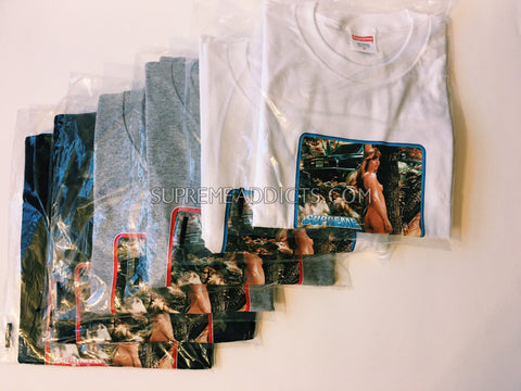 Supreme Larry Clark Girl Tee