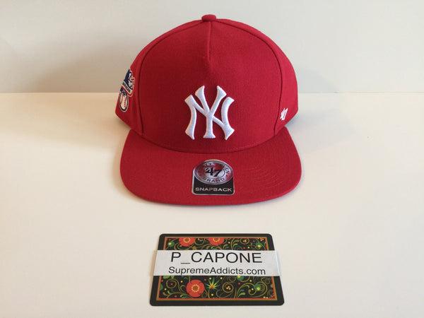 a8ee95b5 New York Yankees™/Supreme/'47 Brand (2015) – SUPREME ADDICTS