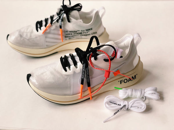1be72ee24c6b0 Nike   Off-White Zoom Fly SP – SUPREME ADDICTS
