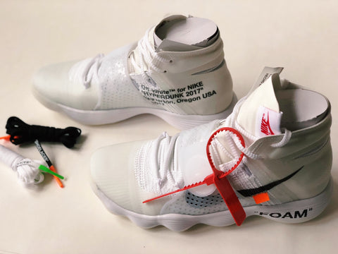 Nike / Off-White React Hyperdunk