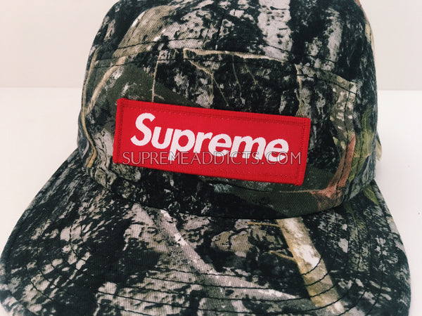 Supreme True Timber Camp Cap