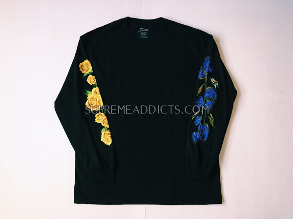 Big Sean - Life and Death Flower LS Tee
