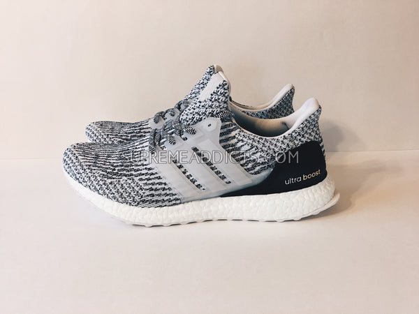3b081010acc Adidas Ultra Boost 3.0  Zebra  – SUPREME ADDICTS